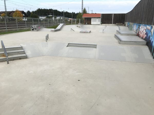 Skatepark Holzkirchen