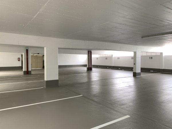 Parkdeck Engadiner Strasse – München